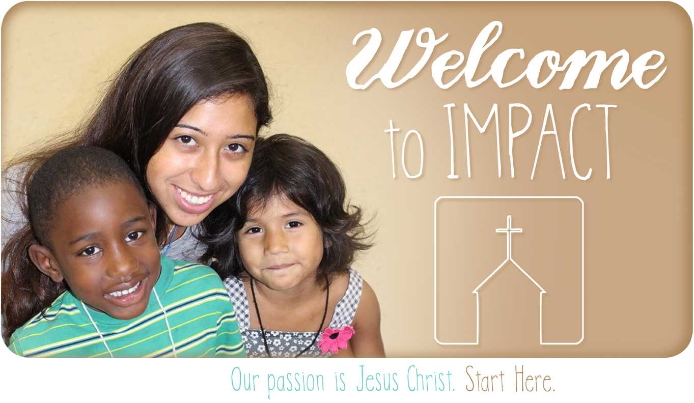 Welcome to Impact. Start Here.